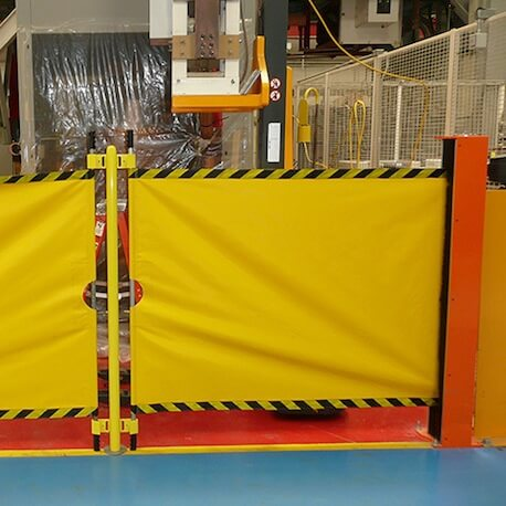 Sidewinder Barriers